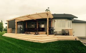 Garages, Decks & Pergolas